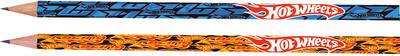 Bleistift Hot Wheels, rund, Härtegrad: HB