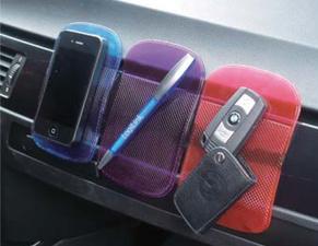 Antirutschmatte für Smartphones, weiß