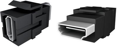Keystone Custom Modul 1 x HDMI
