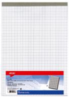 Notizblock, DIN A4, 50 Blatt, kariert