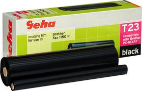Thermotransferrolle für SAGEM Phonefax 410/420, schwarz
