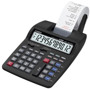 druckender Tischrechner HR-150 TEC
