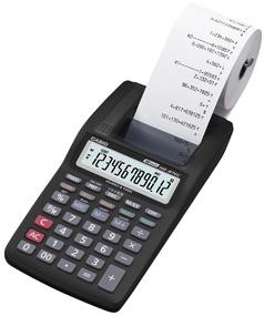 druckender Tischrechner Modell HR-8 TEC