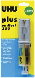 2-Komponenten-Klebstoff plus endfest 300, 33 g in Tube