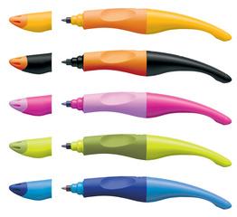 Kuli-Füller EASYoriginal, für Linkshänder, orange