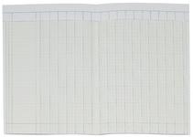 König & Ebhardt Spaltenbuch DIN A4, 3 Spalten, 40 Blatt