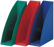 Stehsammler go-box, aus Kunststoff, blau