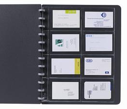 vario-zipp Visitenkartenhüllen manageMe!, DIN A4