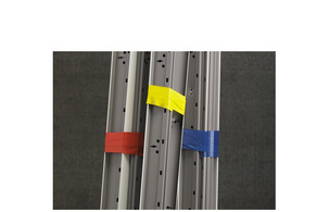 3M Scotch Weich-PVC-Klebeband 764i, 50,8 mm x 33 m, rot