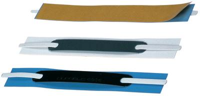 Heftstreifen Flexifix, selbstklebend, blau